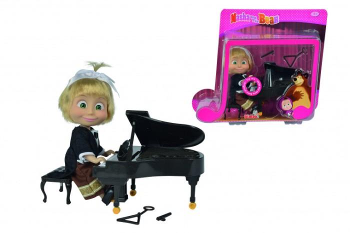Masza pianistka z dźwiękiem