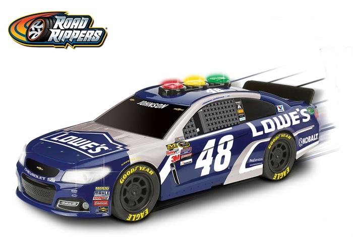 Samochód wyścigowy Road Rippers Chevrolet Jimme Johnson