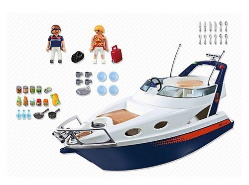 Playmobil Luksusowy Jacht