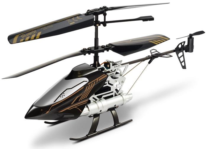 Helikopter 3 kanałowy z żyroskopem, Silverlit