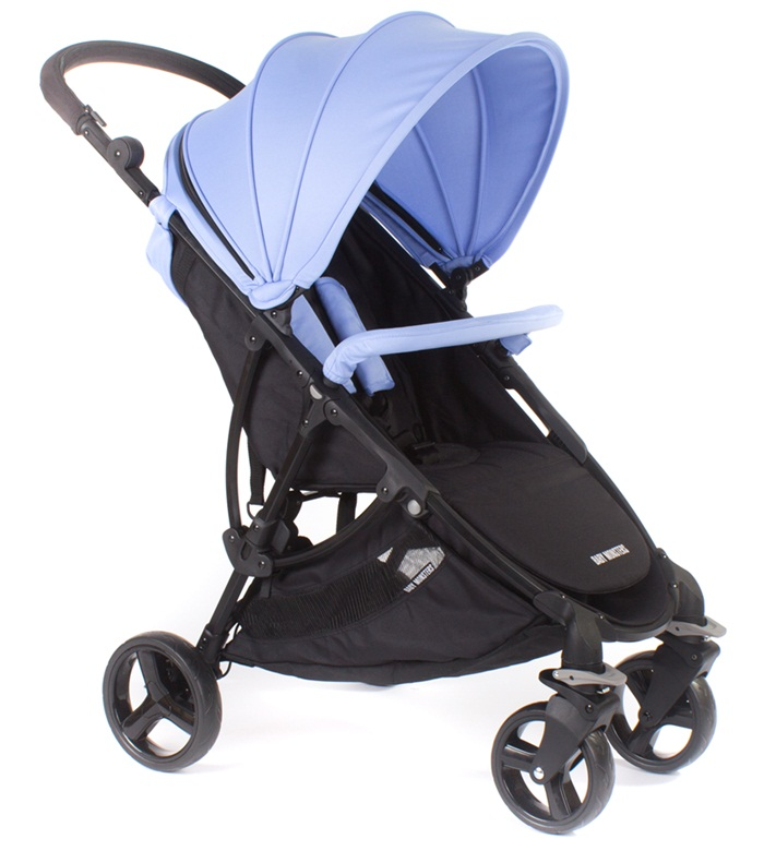 Color pack zestaw kolorystyczny do wózka Compact Baby Monsters