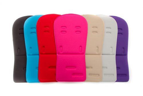 Kolorowa wkładka do wózka Compact Baby Monsters