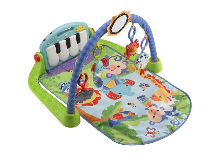 Mata z pianinkiem Fisher Price