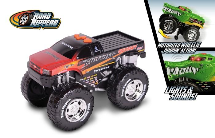 Toy State Road Rippers Bigfoot - samochód terenowy nowość