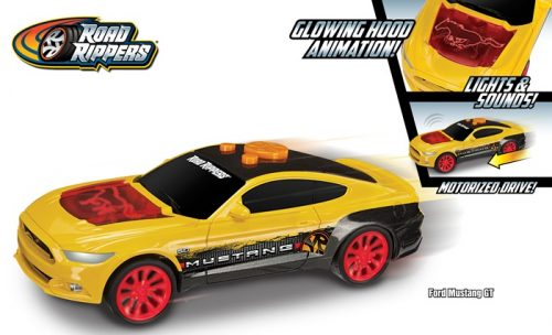 Toy State Road Rippers - pojazd Ford Mustang GT