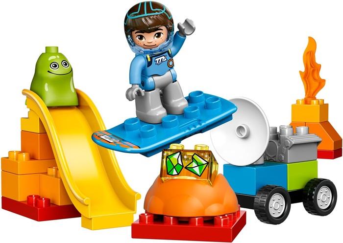Przygody milesa z przyszłości lego duplo  miles