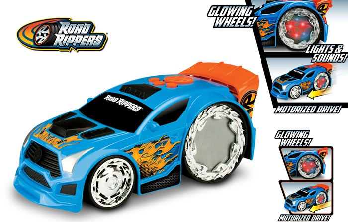 Toy State Road Rippers - Iluminators Sports Car