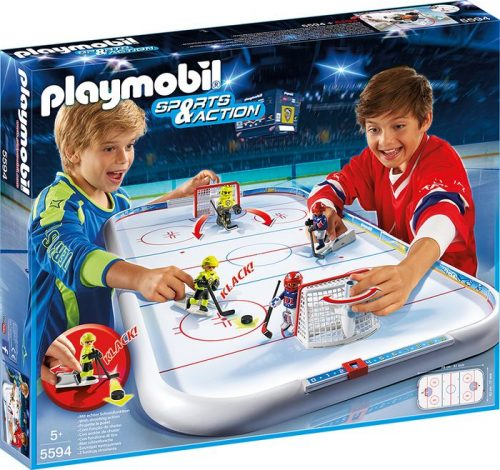 Playmobil Arena hokejowa