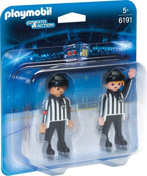 Playmobil sędzia hokejowy
