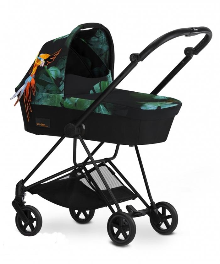 Mios gondola dla niemowląt kolekcja Brids of Paradise Cybex