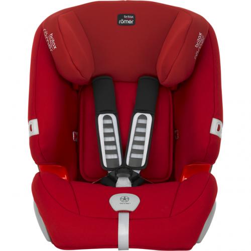 Evolva 1-2-3 Plus firmy Britax fotelik samochodowy 9-36 dla dzieci do 12 lat