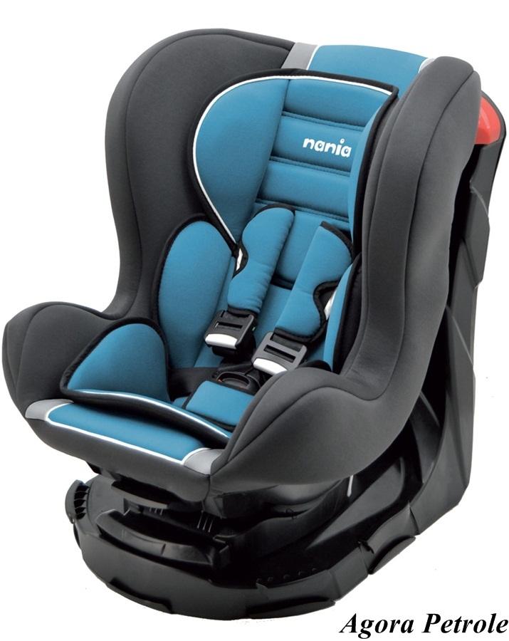 Revo fotelik samochodowy Luxe 0-18 kg przodem i tyłem do kierunku jazdy