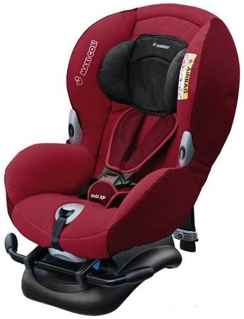 Samochodowy fotelik dla dziecka 9-25 kg Maxi Cosi Mobi XP montaż tyłem do kierunku jazdy
