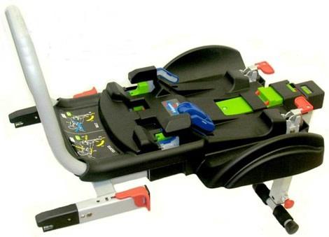Baza Isofix-Pasy Klippan do fotelików DinoFIx, TrioFIx, Recline Comfort