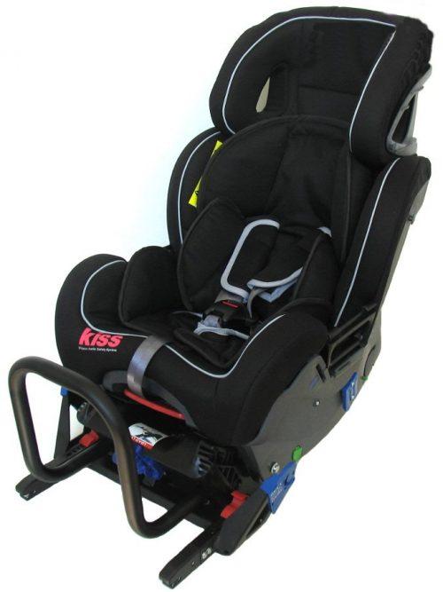 Dodatkowa baza dla fotela Klippan KISS 2 PLUS (Klippan Iso-Fix Safety System)