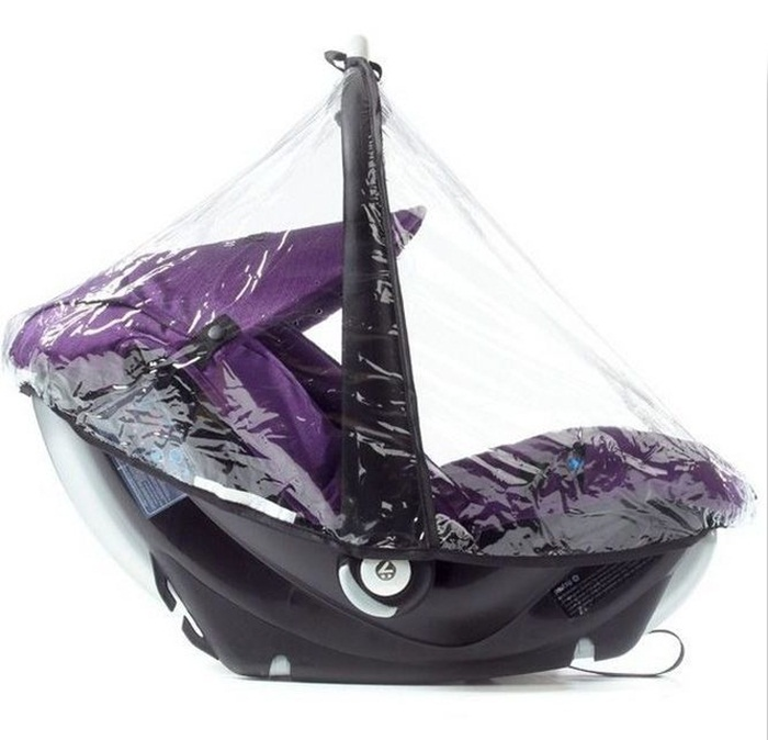 Folia przeciwdeszczowa do fotelików Mutsy Safe2go