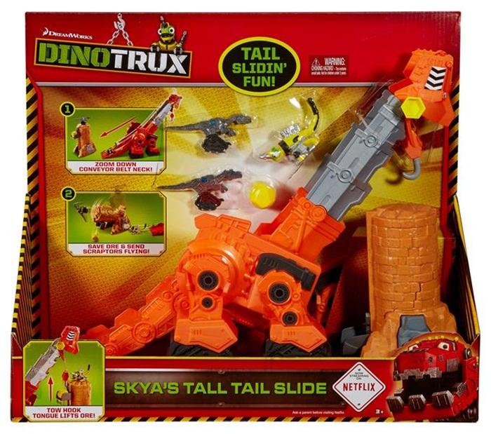Fisher Price Dinotrux Skya zestaw DKC46