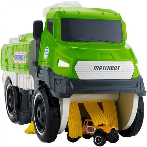 MATCHBOX zamiatarka samochodzików DWG67