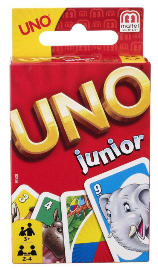 Mattel karty Uno Junior