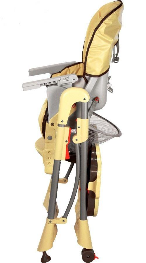 Funkcjonalne i bezpieczne krzesełko do karmienia Magnus Classic firmy Caretero