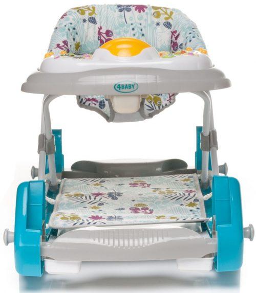 Kolorowy bezpieczny chodzik dla dzieci Swing'n Go 4 baby