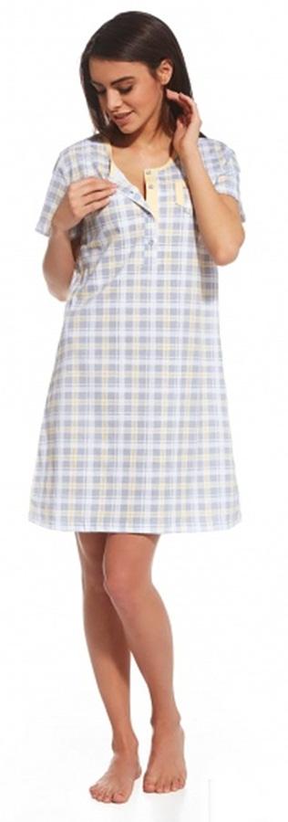 Koszula nocna dla kobiet karmiących lub ciężarnych Kelly 2 Cornette