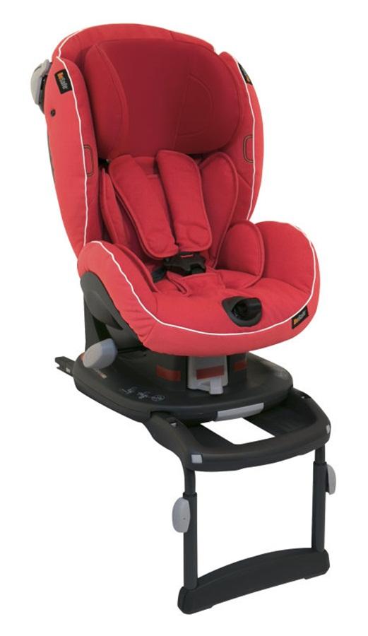 Fotelik samochodowy iZi Comfort X3 Isofix BeSafe 9-18 kg