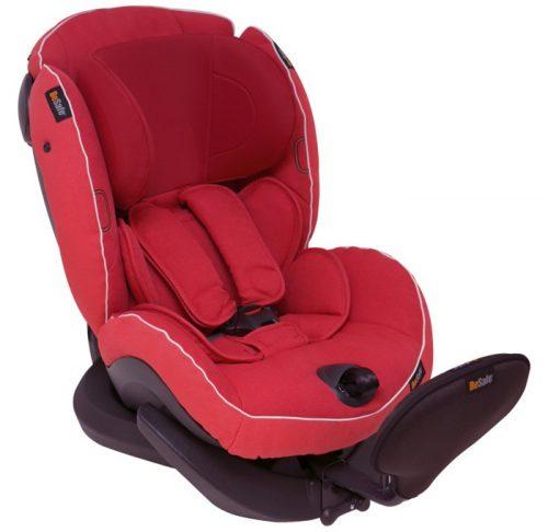 Bezpieczny fotelik samochodowy BeSafe iZi Plus 0-25 kg montowany tyłem do kierunku jazdy - Test Plus