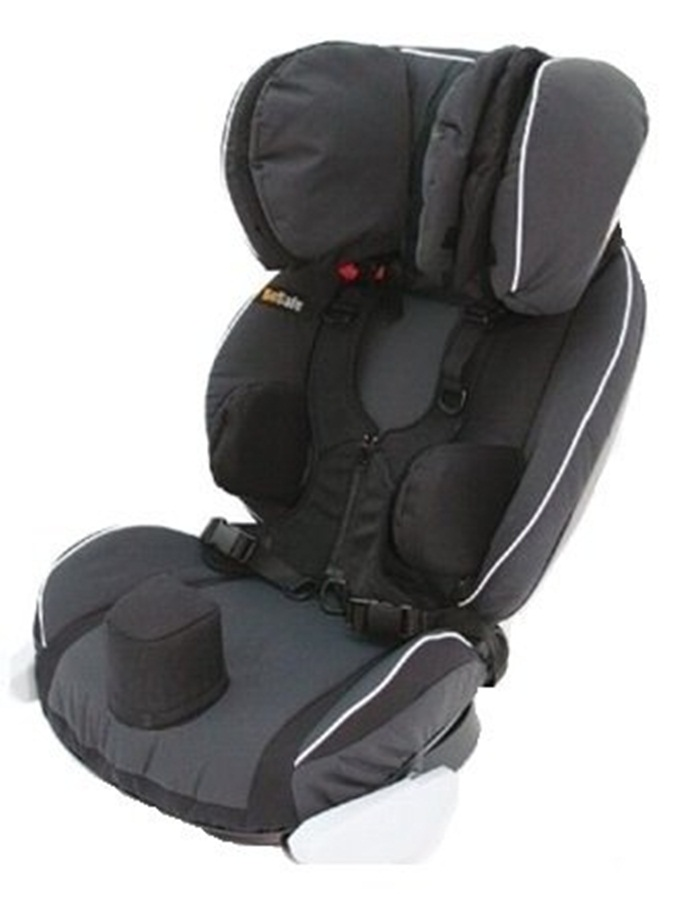 Fotelik samochodowy dla dzieci niepełnosprawnych Izi Up HandiCap 15-36 Besafe