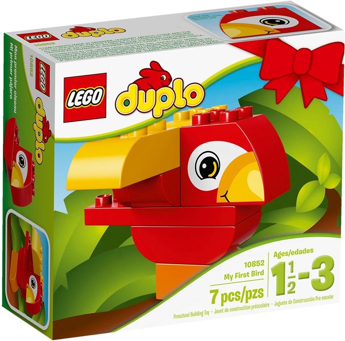 Moja pierwsza papuga - Lego Duplo 10852