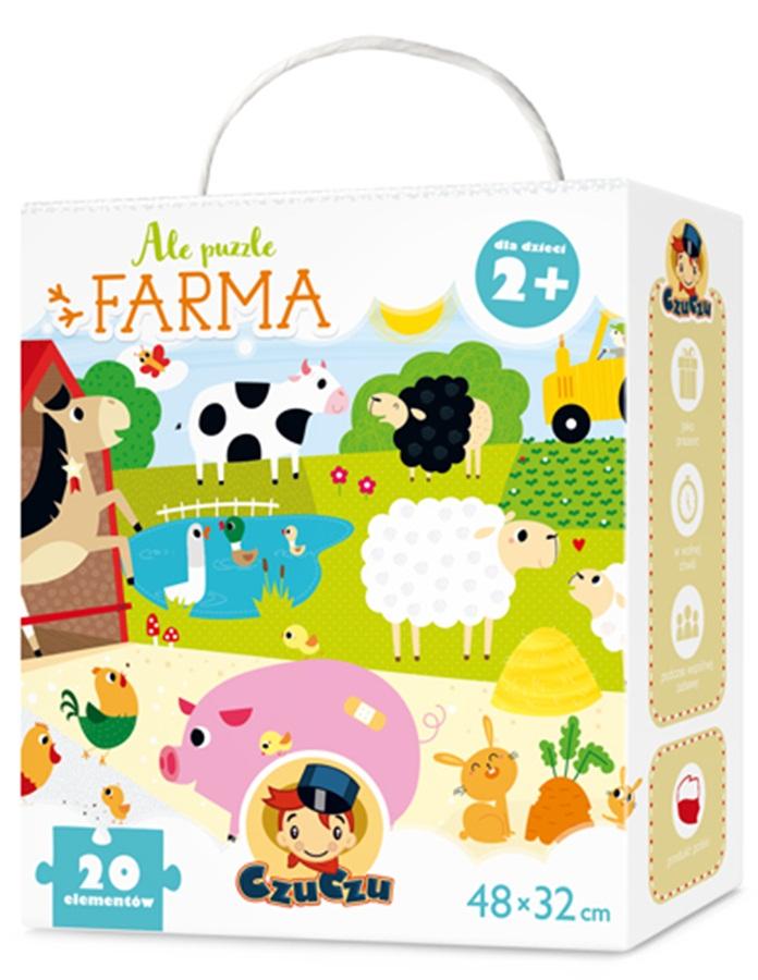 Ale Puzzle Farma - Czuczu