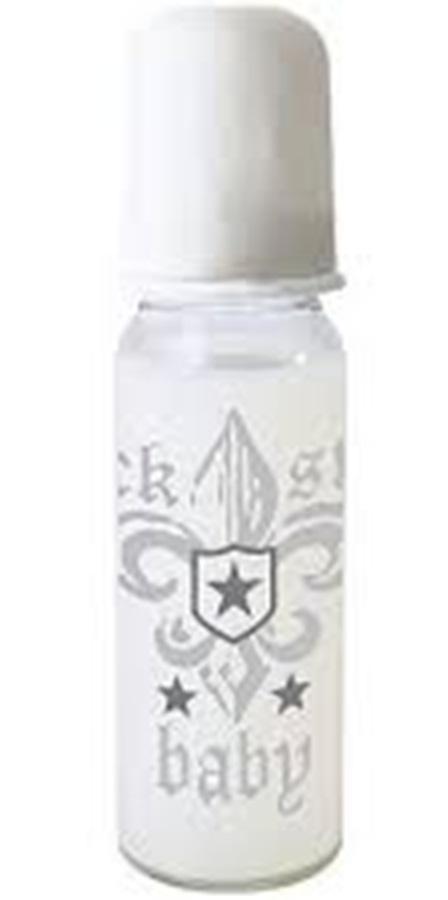 Rock Star Baby butelka 250ml FLEUR DE LIS jasna