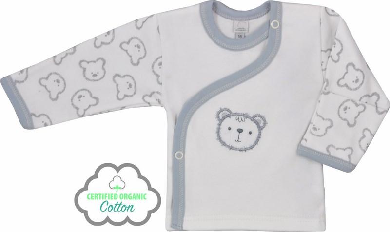Koala Baby Koszulka z bawełny organicznej kolekcja Misiaki