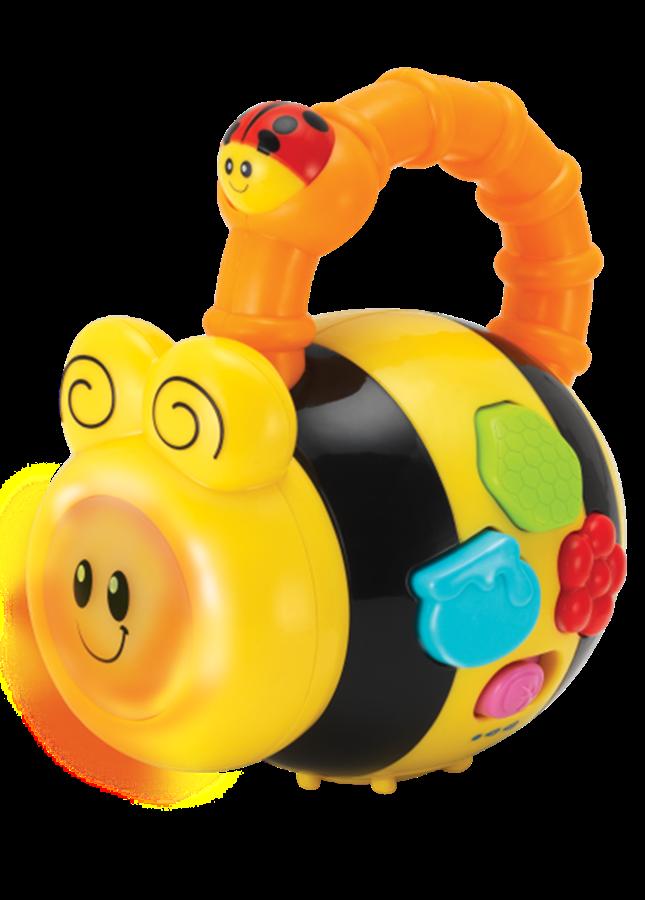 Smily Play Pszczółka świecąca przyjaciółka