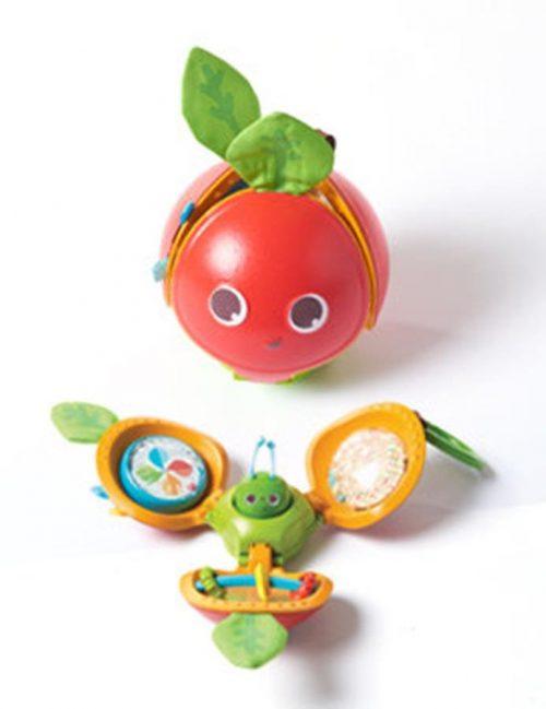 """Interaktywne jabłuszko """"Odkrywaj i baw się"""" -  Tiny Love"""
