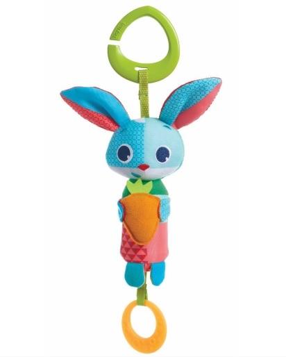 Tiny Smarts dzwoneczek - Zajączek Thomas, Tiny Love