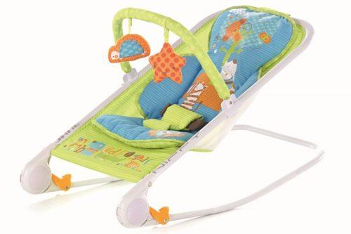Super lekki leżaczek niemowlęcy Jane Nippy - od urodzenia do 9 kg
