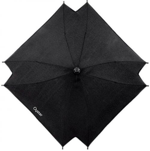 Parasolka do wózka Oyster - czarny