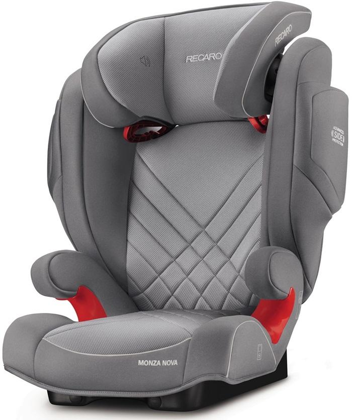 Fotelik samochodowy Recaro Monza Nova 2 15-36 kg - komfort i bezpieczeństwo dziecka
