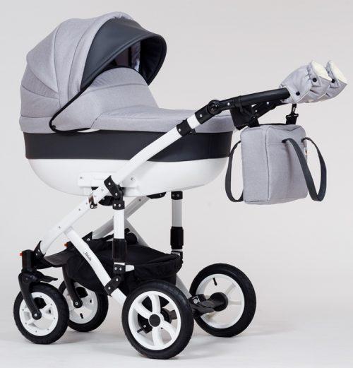 Wózek dziecięcy głęboki Melody Paradise Baby