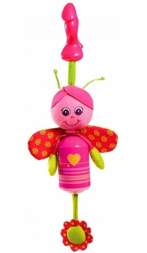 Zawieszka-dzwonek motylek Betty Tiny Love - seria Tiny Smarts