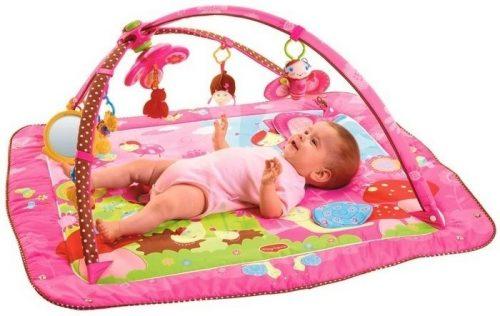 Mata edukacyjna dla maluszka Move&Play Tiny Love Mała Księżniczka