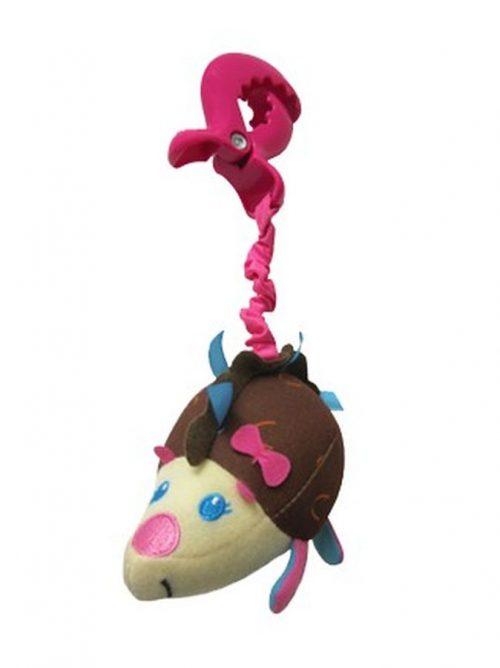 *Wibrująca i grzechocząca zawieszka jeżyk Heidi Tiny Love - seria Tiny Smarts