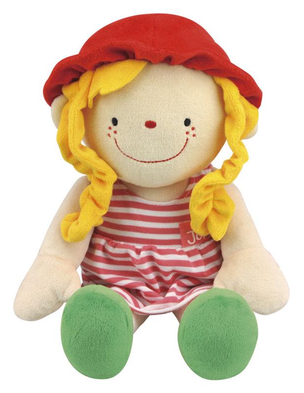 Duża przytulanka lalka interaktywna uczy słuchania mówienia reagowania K'SKIDS