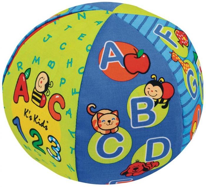 Interaktywna piłka uczy liczyć mówi 2w1 + DVD K's Kids