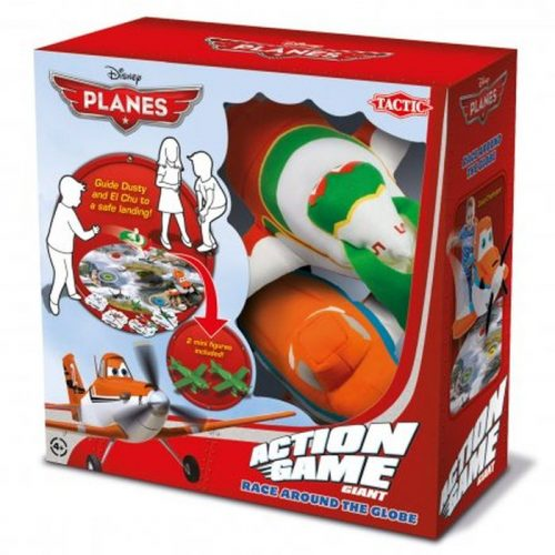 Samoloty - Disney Planes Action Game Tactic