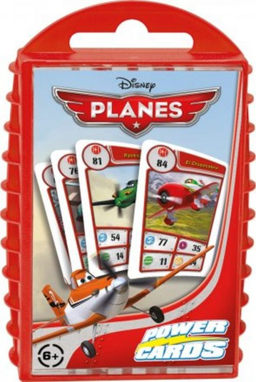Samoloty - Disney Planes Power Cards Tactic