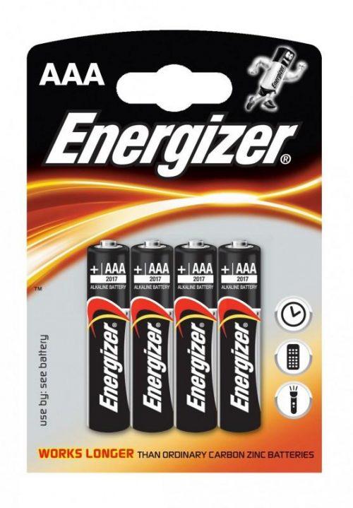 Energizer bateria aklaiczna LR3 4 szt -mały paluszek AAA