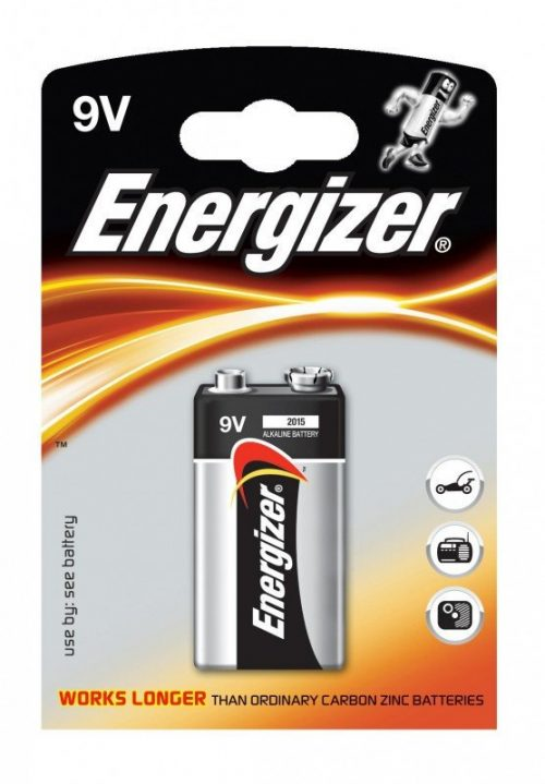 Energizer bateria alkaiczna A1 9V 1 szt