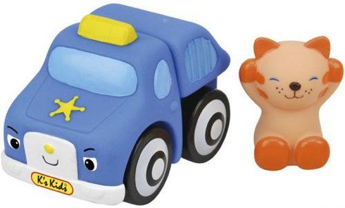Radiowóz policyjny Mi Mi bezpieczny samochód dla najmłodszych K'SKIDS